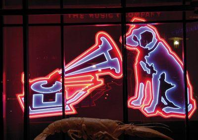 Musikalisches Krustentier
